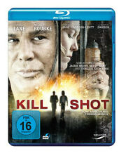 § Blu-ray * KILLSHOT | MICKEY ROURKE # NEU OVP