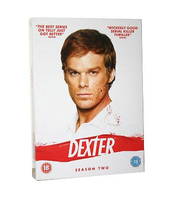 1 of 1 - Dexter - Series 2 (GDVD, 2009, 5-Disc Set, Box Set)