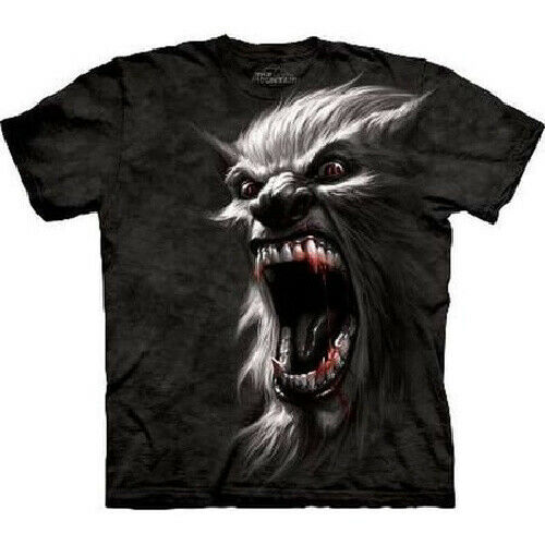 The Mountain Werewolf T-shirt Tee New Officially Licensed