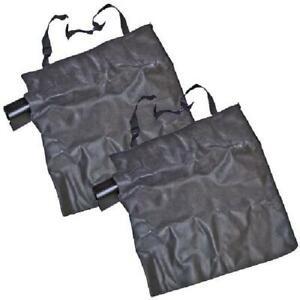 2x LEAF BLOWER VACUUM SHOULDER BAG 5140125-95 for Black & Decker BV3100 Genuine