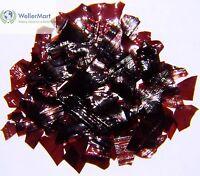 Dewaxed Garnet Shellac Flakes 1/2 Lb, Or 8 Oz, Quality, Antique Restoration