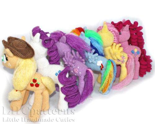 Pony //Horse My Little Pony Inspired Pattern PDF Read Description