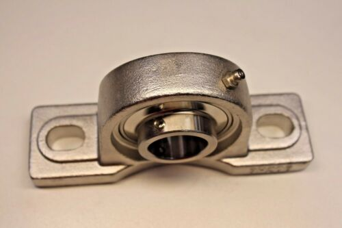 """Premium SUCSP204-12Stainless Steel UCP204-12 Pillow Block 3//4/"""" Bore SolidBase"""