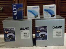 Ganz Exterior Domes Security Cameras