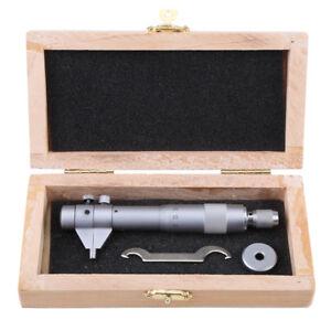5-30mm-Innenmikrometer-Innenmessschraube-Innenmessgeraet-Genauigkeit-0-01mm