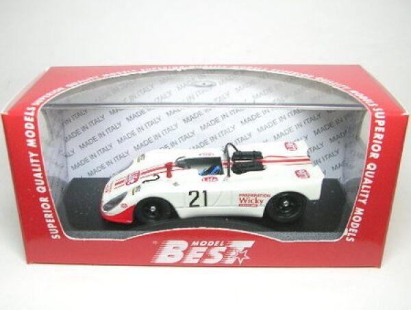 Porsche Porsche Porsche 908 suprême No. 21 Monza 1971 f023c2