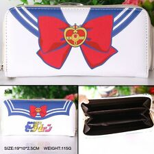 PORTAFOGLIO WALLET SAILOR MOON MARS JUPITER MERCURY GIRLS MEMORY ANIME MANGA BAG