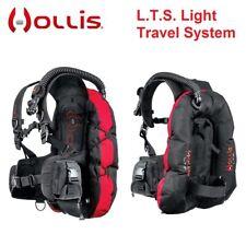 Hollis L.T.S. Light Travel System BCD Scuba Dive Gear Buoyancy Control Device