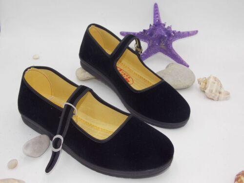 Coton chinois et lin national ebroyeuse de vent Chaussures brodées Pantoufles HO