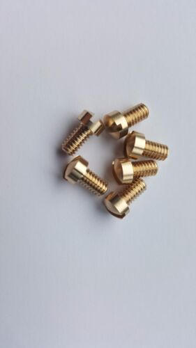 Compatible With Part 91002-0090 Pack Of 3 Raw Water Pump Cover Screw