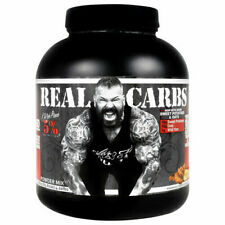 5% Nutrition REAL CARBS Complex Food Carbohydrates 4 lb, 60 Servings PICK FLAVOR