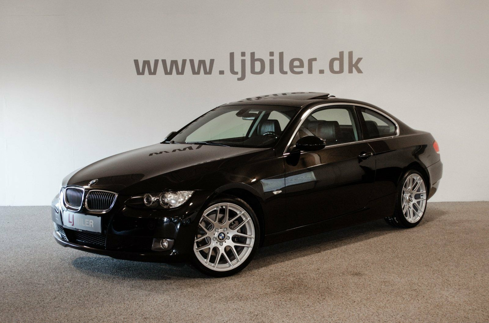 BMW 325i 2,5 Coupé Steptr. 2d - 189.800 kr.