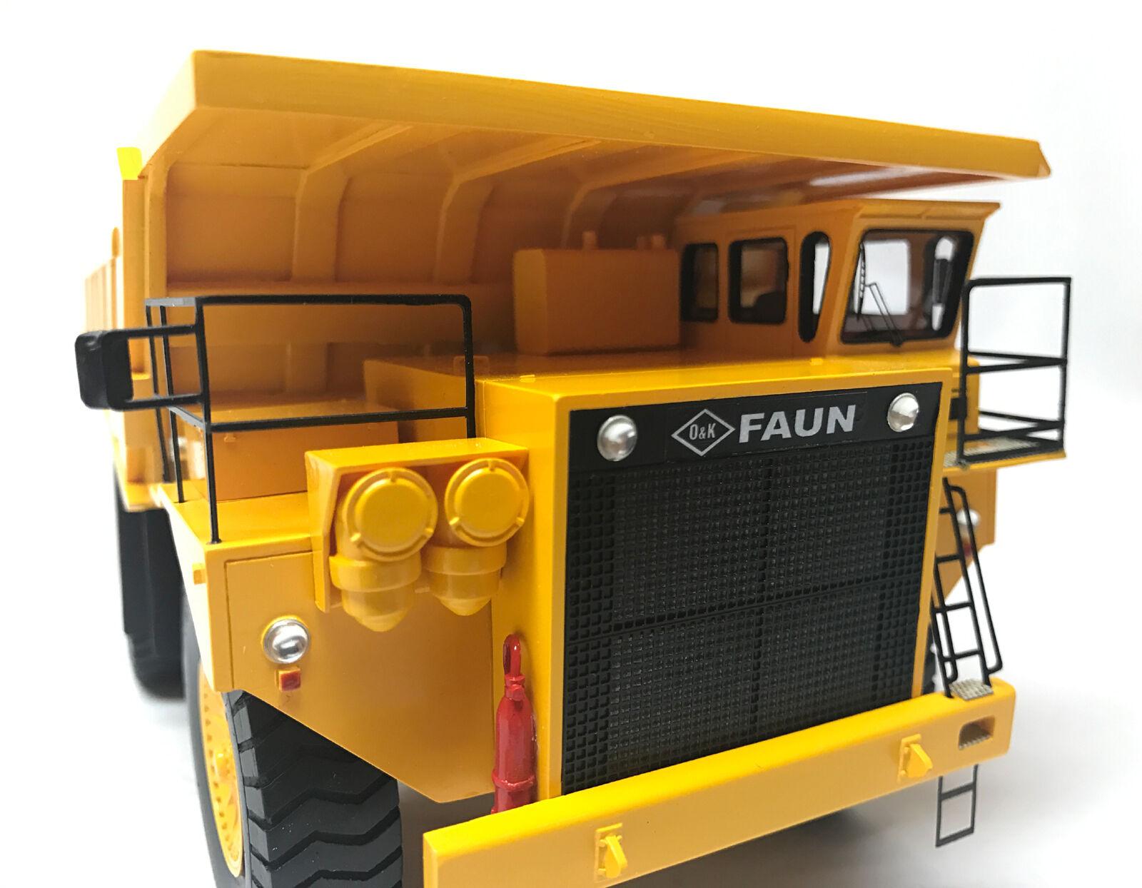 1 50 o&k FAUN K100-haute qualité resin kit par FanKit Models
