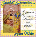 Egyptian Treasures: Mummies and Myths by Well-Trained Mind Press (CD-Audio, 2015)