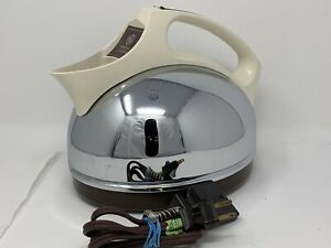 GE-KETTLE-KE840-AAM-60-Hz-1500W-Vintage-Corded-Electric-Kettle-TESTED-WORKING