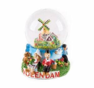 Bola-de-Nieve-Volendam-Markermeer-Holland-Snowglobe-Recuerdo-Paises-Bajos-7824
