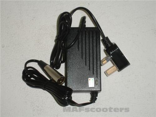 Caricabatteria ELETTRICO 36 SCARICA 3 pin X500 X800 X1000 EVOLUZIONE Powerboard