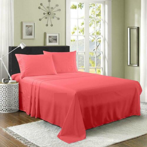 COMFY BAMBOO SHEETS Luxury Queen-King-Full-Twin-Split K SOFT-COOL-Deep Pocket