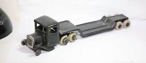 Britains Esercito Camion (Articolato) - vintage modello pre guerra?