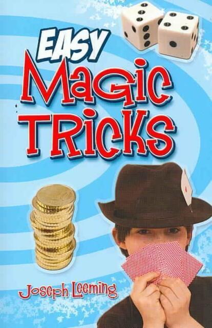Easy Magic Tricks von Joseph Leeming (2008, Taschenbuch)