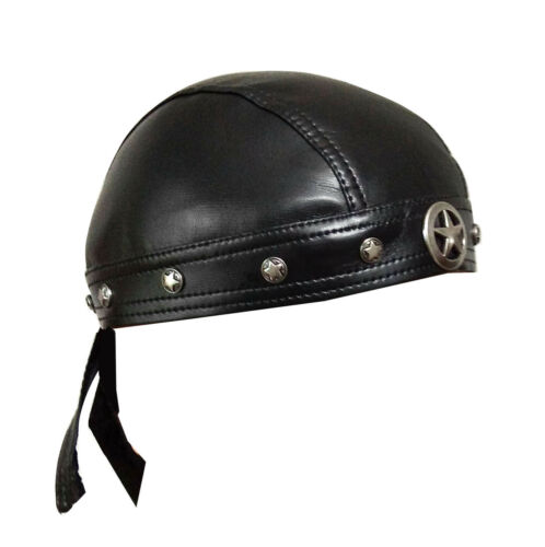 Star Studded Bandana Du Do Doo Rag Cap Wrap Biker Leather Cool Stylish