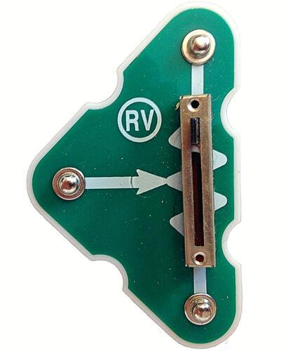 Elenco Snap Circuits: Adjustable Resistor RV PN: 6SCRV works great