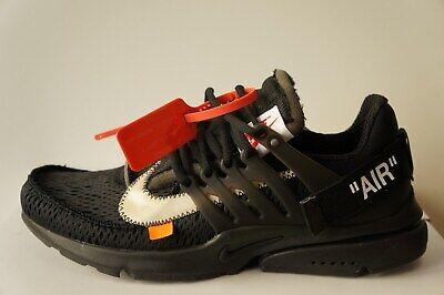 Nike Air Presto Off White aa3830002 (Taille 37 46) | eBay