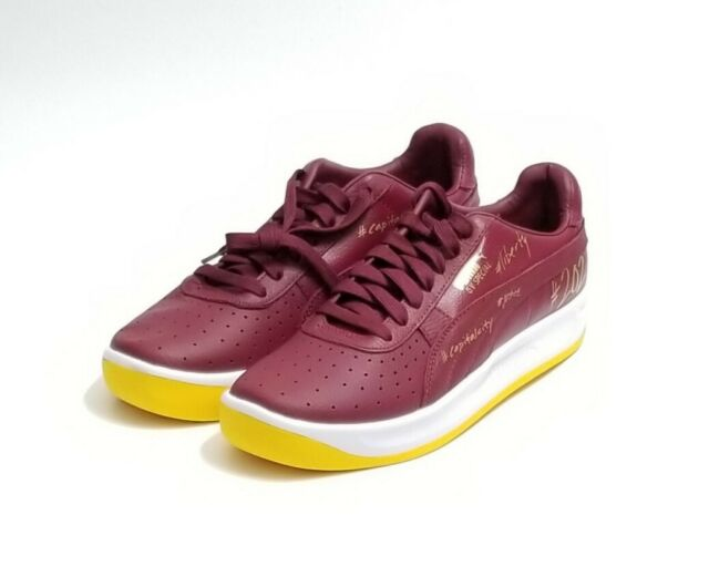 PUMA GV Special Cordovanspectra Yellowteam Gold Washington Size 11 36836301