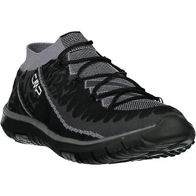 Cmp Sneakers Scarpe Sportive Chamaeleontis Nimble Fitness Shoe Nero Leggermente-mostra Il Titolo Originale Le Merci Di Ogni Descrizione Sono Disponibili