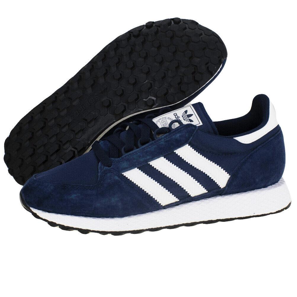 zapatos ADIDAS FOREST GROVE TG 43 1 3 COD CG5675 - 9M