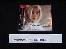 Christina Aguilera - What a Girl Wants / Genie In a Bottle Remix Japan CD - New