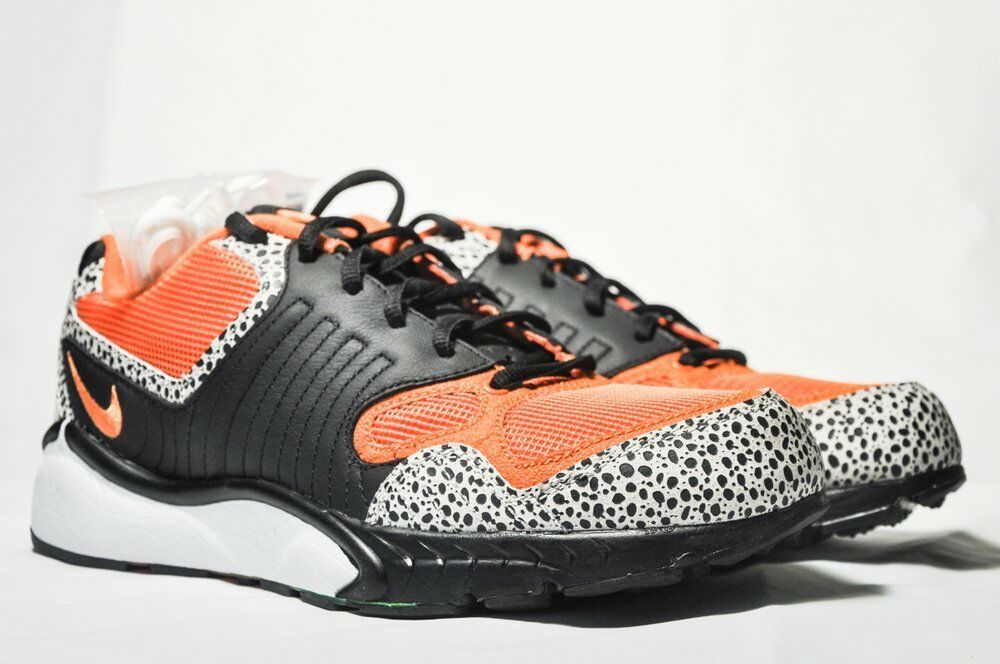a05759ac8134 NIKE AIR ZOOM TALARIA  16 SAFARI BLACK CLAY ORANGE ORANGE ORANGE WHITE  844695 006 SIZE