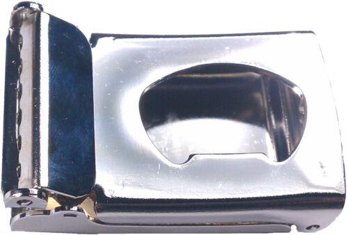 South Side 13 Cholo Sureno Belt Buckle Bottle Opener Adjustable Web Belt