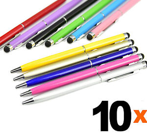 10X-Capacitive-Touch-Screen-Stylus-Ball-Pen-for-iPhone-iPad-Pro-Tablet-Universal