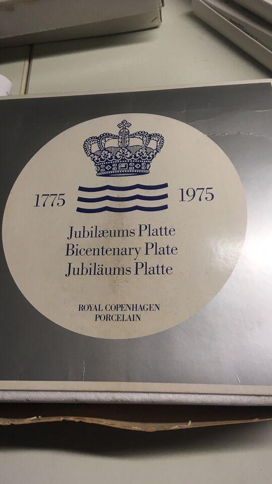 Platter, Jubilæumsplatte