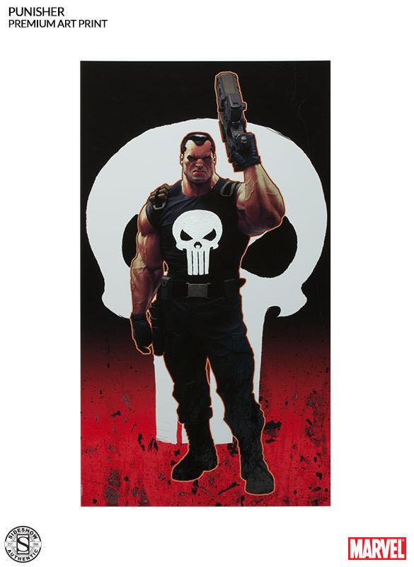 precio mas barato Sideshow impresión Punisher brutal brutal brutal justicia  suministramos lo mejor