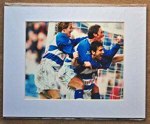Reading-FC-players-Williams-and-Butler-10-034-x8-034-Mounted-print-by-Andy-Evans-Photos