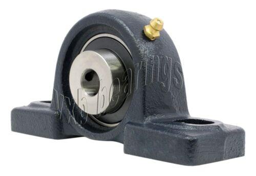 """1/"""" Bearing insert UCP 205-16+Pillow Block Ball Bearings"""