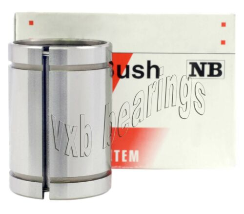 NB SM8GUUAJ 8mm Slide Bush Ball Miniature Linear Motion Bearings 19534