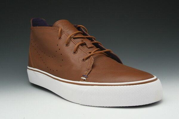 NIKE TOKI Premium Zapatos Neu Braun Marrón Mandara botas Stylisch Gr:47,5 US:13 Mandara Marrón 2dfa56