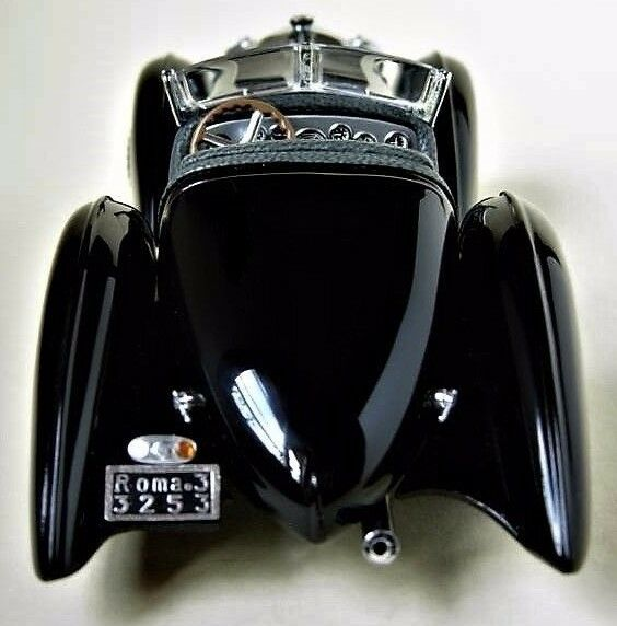 GP F 1 Mercedes Race Sport Car 24 Vintage concepto Indy 18 Negro carrusel 12 SL 2