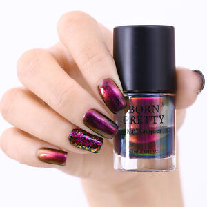 9ml-BORN-PRETTY-Nail-Art-Chameleon-Polish-Feine-Flocken-Starry-Nagellack-Varnish