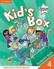 Kid's Box American English Level 4 Student's Book by Michael Tomlinson, Caroline Nixon (Paperback, 2010)