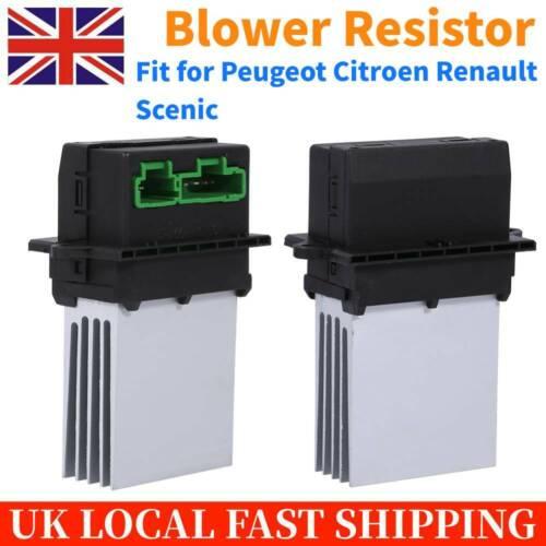 UK Heater Motor Fan Blower Resistor 6441L2 for Renault Megane Scenic 1997-1999