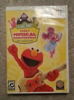 Sesame Street: Elmo's Musical Monsterpiece (nintendo Wii, 2012)