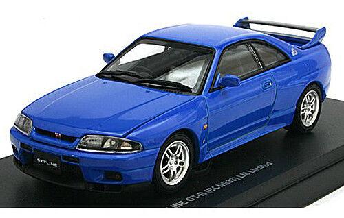 Kyosho Escala 1 43 Nissan GT-R (R33) K03342BL LM limitada Champion Azul