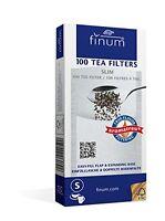 Finum 100 Tea Filters, Slim , New, Free Shipping on Sale