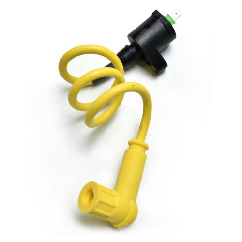 Yellow Ignition Coil For Dirt Pit Bike 90 110cc 125cc 150cc CRF50 SSR Thumpstar