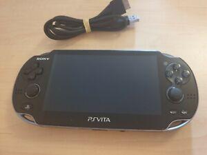 SONY PS Vita fat PCH-1004 + 4 GB Memory Card playstation