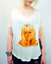 SALE-NEW-BRIGITTE-BARDOT-039-LILI-039-RETRO-INDIE-PHOTO-T-SHIRT-IN-WHITE-H165